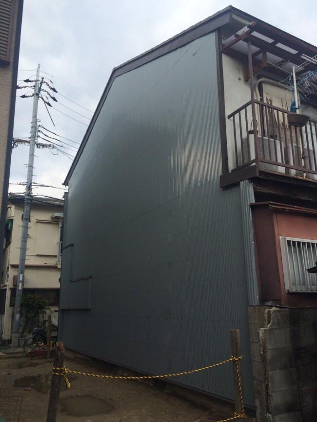 一番安い外壁補修工事